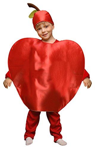 Imagen de disfraz de manzana 1 2 años