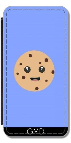 Custodia in PU Pelle per Sony Xperia Z3 + - Biscotto Al Cioccolato by ilovecotton