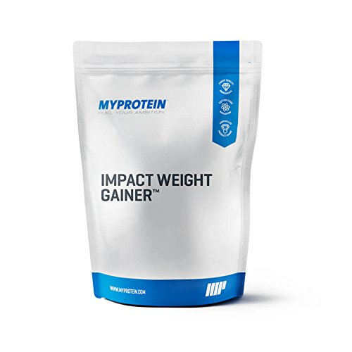MyProtein Impact Weight Gainer Complément Alimentaire Vanilla
