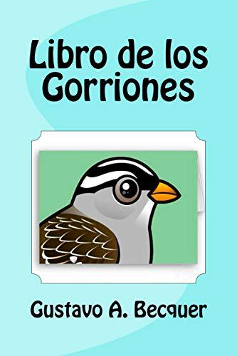 Libro de los Gorriones por Gustavo A. Becquer