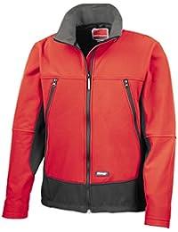Result soft shell actividad jacket-r120X
