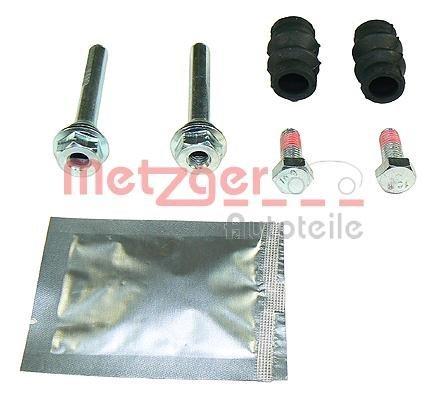 Metzger 113-1368X Boccole di guida Kit, Pinza del freno