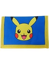 Pokemon Monedero, azul (azul) - POK004001