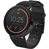 Misfit Smartwatch Uomo con Cinturino in Silicone MIS7200