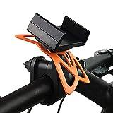 FOONEE Fahrrad-Telefonhalterung, Verstellbare Fahrradhalterung mit 360°-Drehung, Fahrradhalterung...