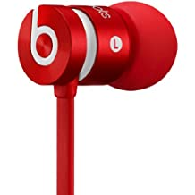 Beats by Dr. Dre urBeats Auriculares Intrauriculares - Rojo Monocromático [Embalaje Non-Retail]