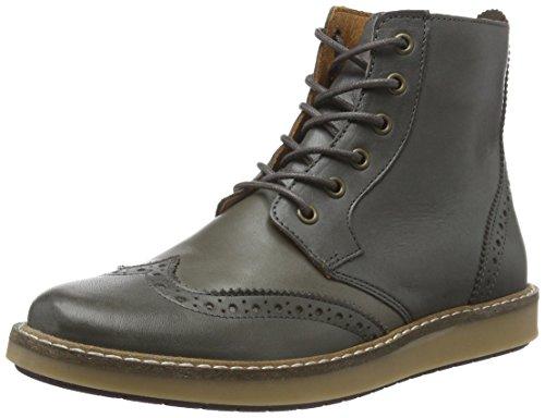 SHOOT - Shoot Shoes Sh-2165944, Stivali a metà gamba con imbottitura pesante Donna Grigio (Grigio (grigio))