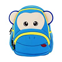Georgie Porgy Unicorn Kindergarten Cartoon Kids Unicorn Backpack Animal Rucksack Sport Toddler Children Bag