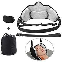 SODIAL Collo Amaca Collo Amaca Sollievo dal dolore Massaggiatore Spa Rilassati Massaggio Dispositivo di trazione
