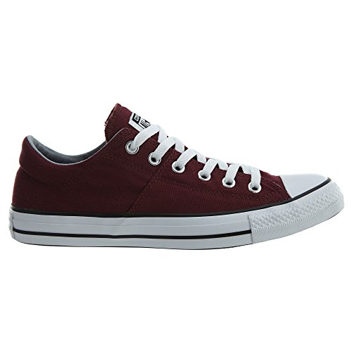 Converse Chuck Taylor All Star Madison, Baskets Basses Femme Burgundy White