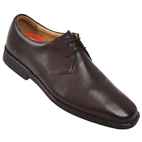 marks-spencer-mens-smart-formal-shoes-brown-10uk