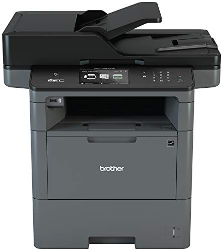 Brother MFC-L6800DW Multifunktionsgerät Laser 46 Seiten pro Minute 1200 x 1200 DPI A4 WLAN