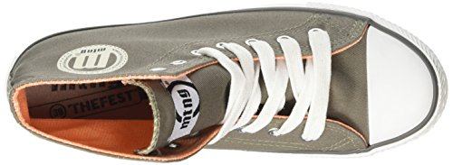 MTNG Attitude tennis - Sneakers CANVAS FINO GRIS