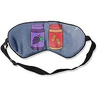 Peanut Butter And Jam Cartoons 99% Eyeshade Blinders Sleeping Eye Patch Eye Mask Blindfold For Travel Insomnia... preisvergleich bei billige-tabletten.eu