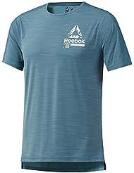 62d6559cf45 Amazon.es  Reebok - Camisetas sin mangas   Hombre  Deportes y aire libre