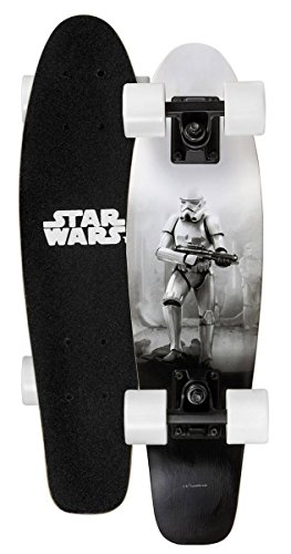 Powerslide Skateboard für Jungen, »Star Wars Woody Join US«