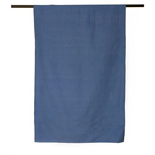 Telo mare piscina sport in microfibra 90x170 cm new colors r050 azzurro