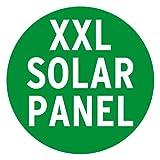 Brennenstuhl LED-Strahler Premium SOL SH / LED-Leuchte für außen mit Bewegungsmelder (IP44, inkl. Solar-Panel und Akku, 12 x 0,5 W) Farbe: anthrazit -