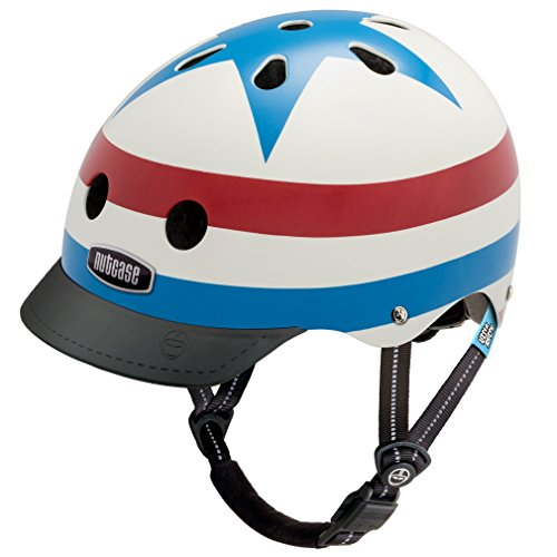 Little Nutty by Nutcase Kinder Kinderhelm Gen3, Speed Star, 48-52 cm, LNG3-1093-XS