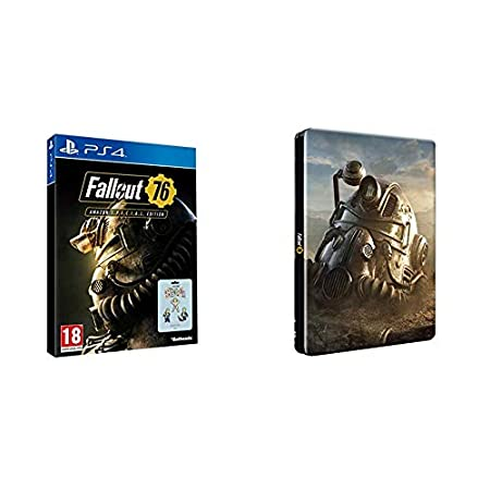 Fallout 76 Amazon S.P.E.C.I.A.L. Edition + Steelbook