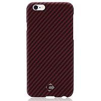 "Case iPhone 6, fibra arammidica CORNMI-Materiale a prova di proiettile, Ultra-sottile, leggero, custodia di qualità superiore in fibra di carbonio per iPhone 6, PLASTICA, Red - Matte, iPhone 6 4.7"" Matte"