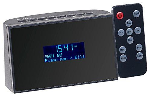 VR-Radio DAB-Digitalradio: Digitaler DAB+/FM-Tuner zum Aufrüsten von HiFi-Anlagen, Radiowecker (Radio mit DAB+ und UKW-Tuner)