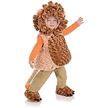 Disfraz peluche niños León Talla 2/4años