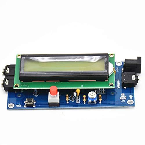 MXECO Lettore codice Morse di Alta qualità Decoder CW Traduttore codice Morse Ham Radio Accessorio indispensabile Prodotto Durevole