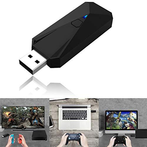 Lukame✯Kabelloser Griff USB Controller Konverter Adapter Für Ns Switch/Lite Für Ps4/Pc Spielekonsolen Und Zubehör