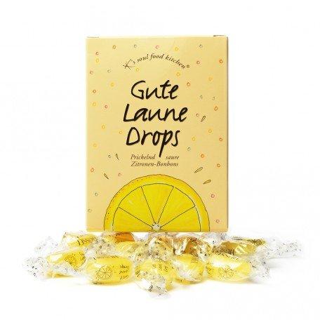 Hussel Confiserie Gute Laune Drops, 100 g