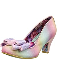 3b21f49bd13 Irregular Choice Women s Lady Ban Joe Closed Toe Heels