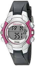 Timex Marathon Digital Grey Dial Womens Watch - T5K646M6
