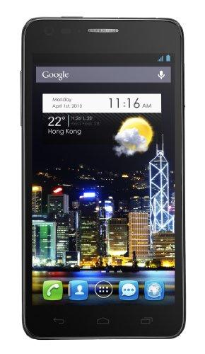 Foto Alcatel One Touch Idol Ultra Smartphone, 16 GB, Nero [Italia]
