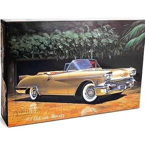 1958 Cadillac Eldorado Biarritz Convertible Top Down 1-24 Arii (japan import) (japan import)