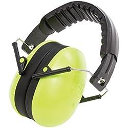 Silverline 315357 Casque anti-bruit pour enfant âge max 7 ans