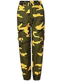 Amazon.es  XL - Pantalones   Mujer  Ropa d0be1d8aad91