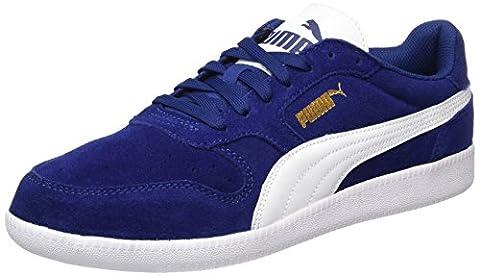 Puma Icra Trainer Sd, Baskets Basses Mixte Adulte, Bleu (Blue Depths-White), 43 EU