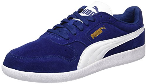 Puma Icra Trainer SD, Zapatillas Unisex Adulto, Azul (Blue Depths-White), 45 EU
