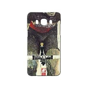 G-STAR Designer 3D Printed Back case cover for Samsung Galaxy J5 (2016) - G1881