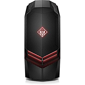 HP Omen (880-041ng) Gaming PC (i7, GTX 1080 Ti, 512GB SSD, 2x 2TB HDD, 32GB RAM, Windows 10) schwarz