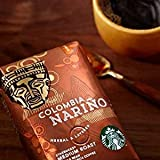 Die besten Starbucks Coffee Beans - Starbucks Colombia Nariño - Kaffeebohnen 250g - Herbal Bewertungen