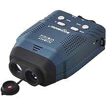 Solomark monocular de visión nocturna, blue-infrared Illuminator permite la visualización en el dark-records imágenes y Video