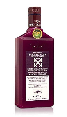 Cortijo Suerte Alta Picuda 500 ml - Aceite de oliva virgen extra por Oliva Oliva Internet S.L.