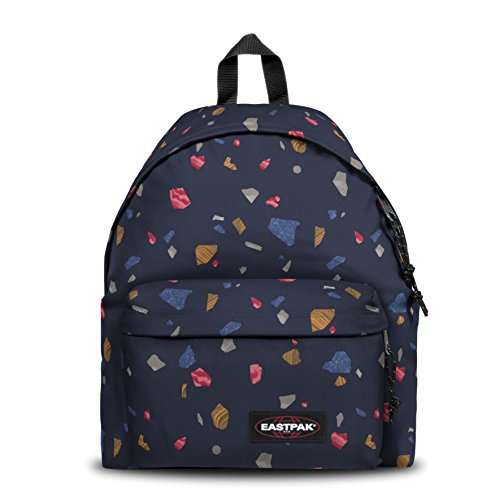 Eastpak PADDED PAK'R Zainetto per bambini, 40 cm, 24 liters, Multicolore (Terro Night)