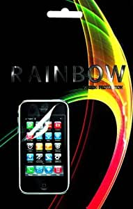 Rainbow Clear Screen Guard/Protector for Sony Xperia Z2 Front