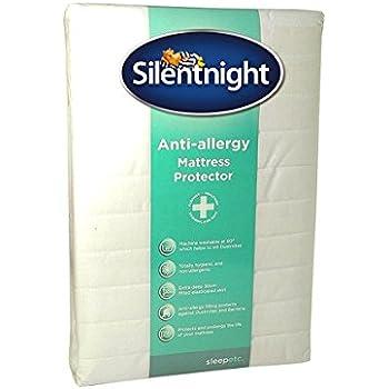 Silentnight Anti-Allergy Mattress Protector, King