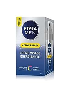 Nivea Men Crème Visage Energisante - Active-Energy - 50 ml