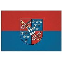 Aufkleber Winterberg Flagge Fahne 8 x 5 cm Autoaufkleber Sticker