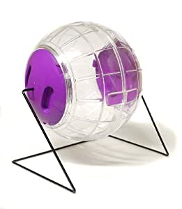 Hamster Playball & Stand Toy
