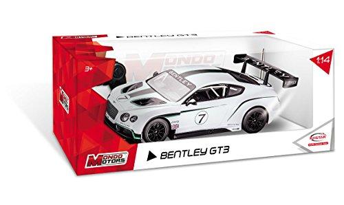 Mondo Motors - 63292.0 - Bentley Gt3 Radiocommandé - Echelle 1/14